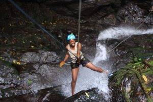 canyoning maquique Adventure