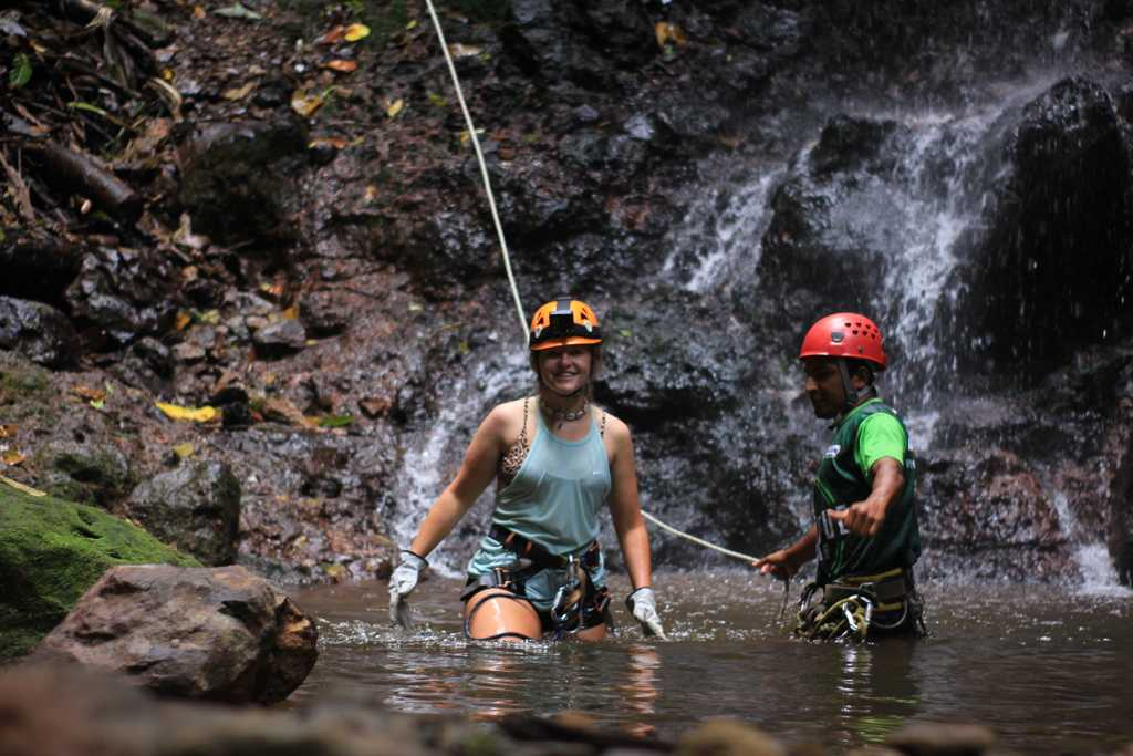 Costa Rica Canyoning